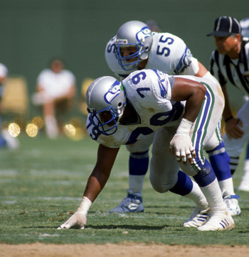 Seahawks DE Jacob Green (1980-1992)