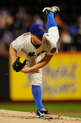 Chris Capuano had a solid season for the Mets