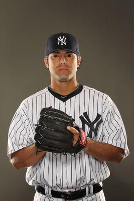 Sergio Mitre played for the Yankees last year