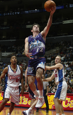 Stockton vs. the Clippers in his final season