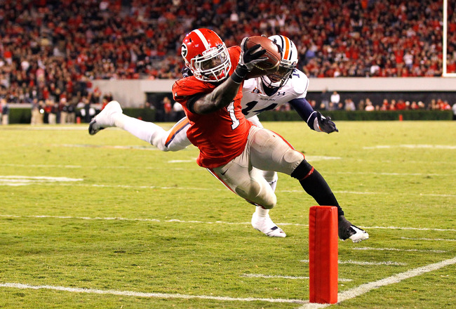 Georgia Bulldogs Football: The 5 Best Players This Season ...