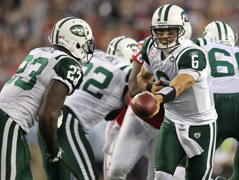 QB Mark Sanchez (2009- )