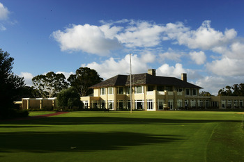 Royal Melbourne is a McKenzie Design