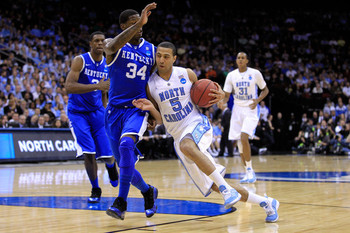 Sophomore guard Kendall Marshall is the spark plug to an elite Tar Heel offense.