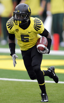 Oregon's De'Anthony Thomas is one of Chip Kelly's biggest offensive weapons.