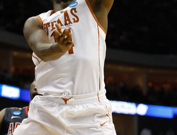 For Rick Barnes and the Longhorns, J'Covan Brown can lift them to victories.