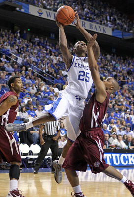 Considered by many as the top recruit in the nation, Marquis Teague has struggled for the Wildcats.