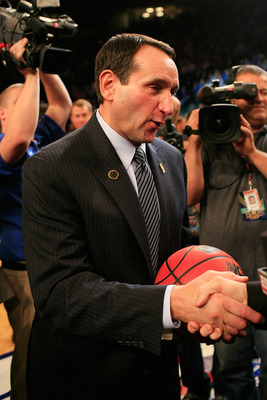 Coach K may go down as the greatest ever.