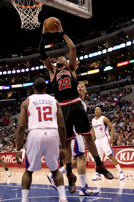 Taj Gibson Clippers