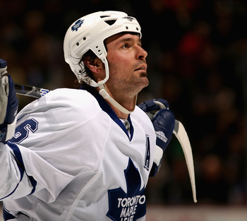 Darcy Tucker on January 9, 2008.