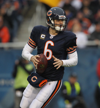 The Bears are on a roll and Jay Cutler has played well
