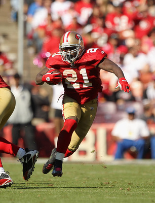 Frank Gore is having an excellent season