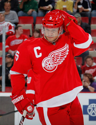 Lidstrom is RedWings hockey, enough said.