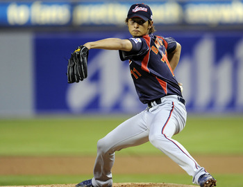 Yu Darvish will be a highly coveted free agent from Japan if he becomes available to Major League Teams.