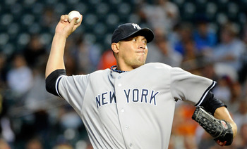 It was a surprisingly good year for Freddy Garcia who occupied space in the Yankees' rotation all the way to the postseason.