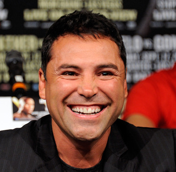 Oscar De La Hoya