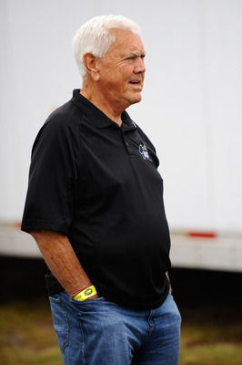Junior Johnson in 2011