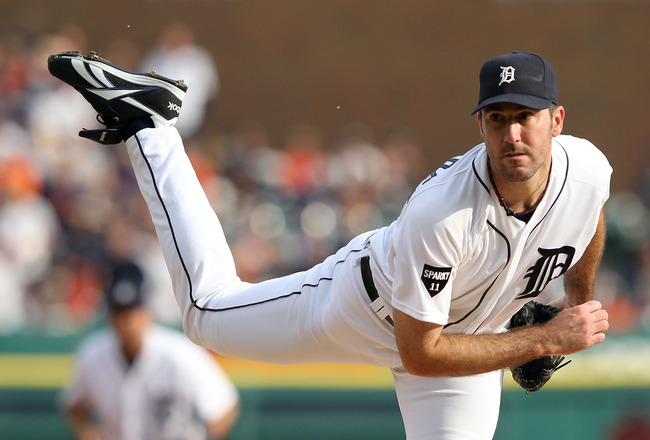 Verlander Joins Exclusive Club: All Tigers MVPs Since 1940 Are Pitchers