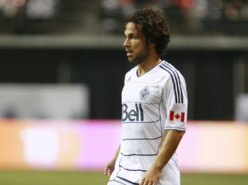 This was not an inaugural season to remember for Davide Chiumiento and the Vancouver Whitecaps.
