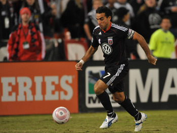 Dwayne De Rosario could only do so much to help D.C. United. In the end, it wasn't enough.