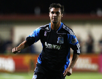 It was one of those seasons for Chris Wondolowski and the San Jose Earthquakes.