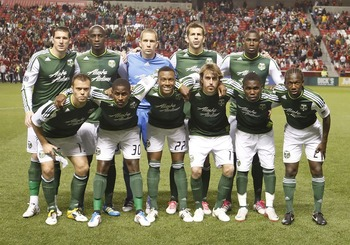 The Portland Timbers fell just short of making the MLS Cup Playoffs in their first year.