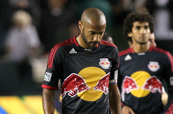 Thierry Henry, Mehdi Ballouchy and the New York Red Bulls did enough to make it to the postseason but were stopped by the eventual MLS Champions, the LA Galaxy.