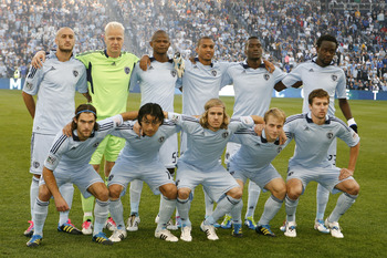 it's amazing how a brand new stadium can turn the fortunes of a club like Sporting Kansas City around.
