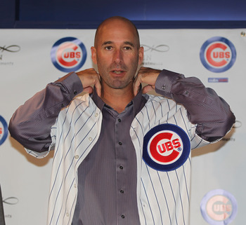 Dale Sveum is the new manager of the Cubs