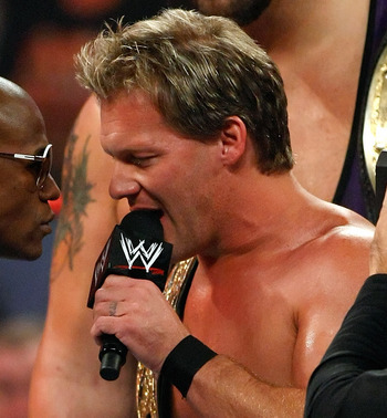 Don't castigate Chris Jericho if he wants to remain retired