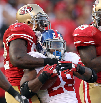 Willis is one reason the 49ers' run defense is top-ranked.