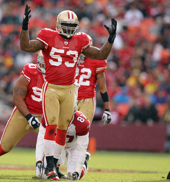 Only in his second year, NaVorro Bowman has already established himself as a Pro Bowl contender.