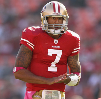Will Kaepernick Be Around to Succeed Alex Smith?
