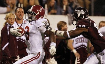 Trent Richardson will likely have a huge game against Auburn