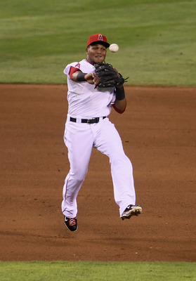 Erick Aybar could handle second for the Marlins.