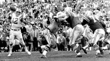 The Colts lost to the Jets in Super Bowl III despite being heavily favored.