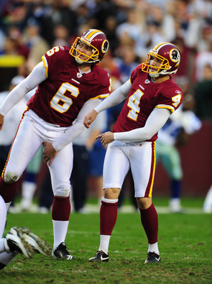 It's not Graham Gano's fault that the Redskins lost to the Cowboys.