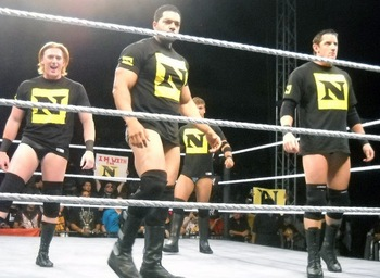 The Nexus storyline was WWE's lifeline through all of 2010