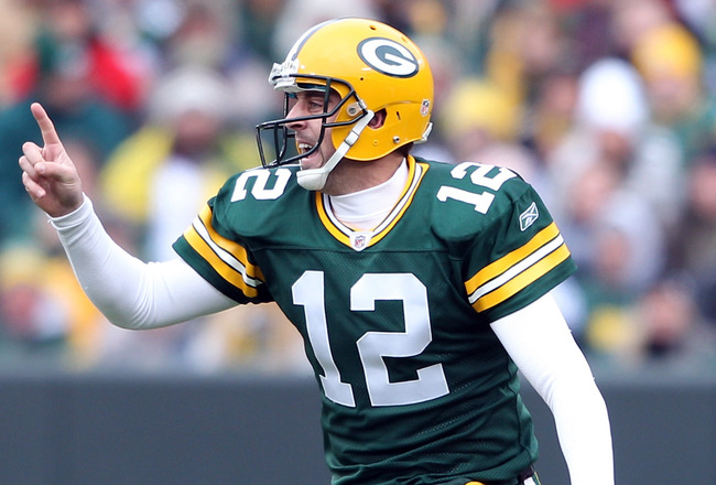 Thursday Roundup: Rodgers keeps rolling