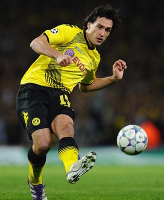 Hummels looks capable of becoming one of the great defenders of his generation.