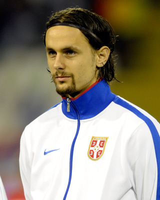 Vidic would surely welcome the arrival of his fellow Serb Subotic.