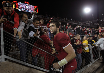 Call it Luck, but this Stanford team is likely heading to a BCS bowl.