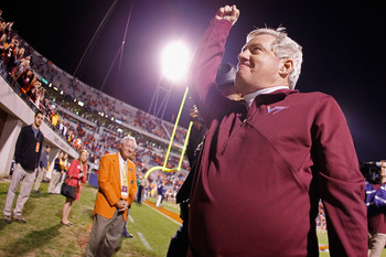 Frank Beamer is no stranger to winning.
