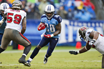 Chris Johnson, Titans
