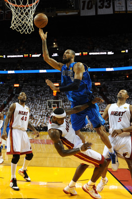 Will Tyson Chandler return to the champs ?
