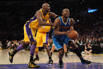 Does Carl landry have the muscle you need?