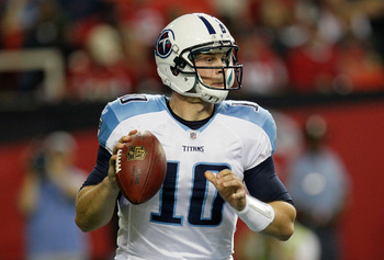 Jake Locker, Titans