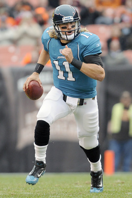 Blaine Gabbert, Jaguars