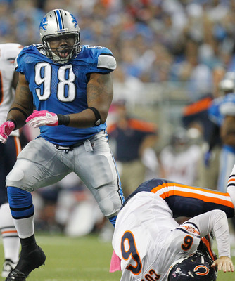 Nick Fairley, Lions