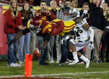 Freshman WR Marqise Lee and others were stars of the 2011 USC team